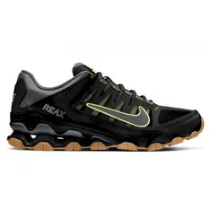 Buty Nike Reax 8 Mesh M 621716-021 czarne