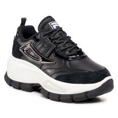 Sneakersy FILA - City Hiking L Wmn 1011112.25Y Black