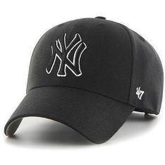 Czapka z daszkiem MLB New York Yankees '47 MVP Snapback 47 Brand