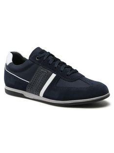 Geox Sneakersy U Renan B U154GB 022FU C4002 Granatowy
