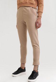 Jasnobeżowe Spodnie Uhrlenne