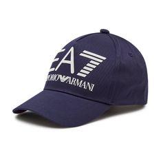 Czapka EA7 EMPORIO ARMANI - 275916 1P104 00035 Blu Navy