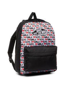 Vans Plecak Realm Backpack VN0A3UI6VDA1 Czarny