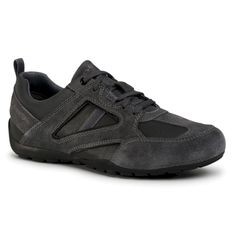 Sneakersy GEOX - U Ravex B U023FB 022ME C9004 Anthracite