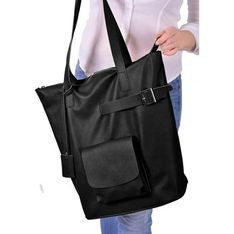 Shopper bag Designs Fashion bez dodatków mieszcząca a4