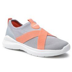 Sneakersy SUPERFIT - 1-000310-2000 D Grau/Orange