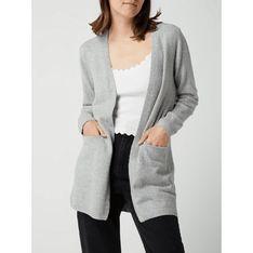 Sweter damski Vero Moda casual z dekoltem w literę v