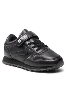 BIG STAR Sneakersy GG374059 Czarny