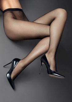 Rajstopy Kabaretki w Drobne Oczka Cabaret 144 Holes Lux Line Marilyn