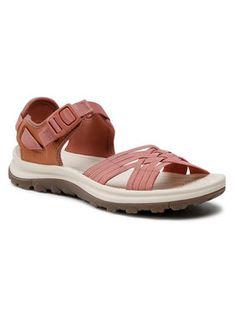 Keen Sandały Terradora II Strappy Open Toe 1024879 Różowy