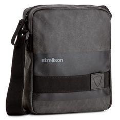 Saszetka STRELLSON - Finchley 4010002288 Dark Grey 802