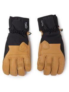 Ziener Rękawice narciarskie Gingo As(R) Aw Glove Ski Alpine 191008 Brązowy