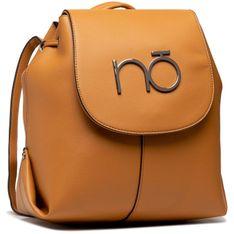 Plecak NOBO - NBAG-K2310-C002 Żółty