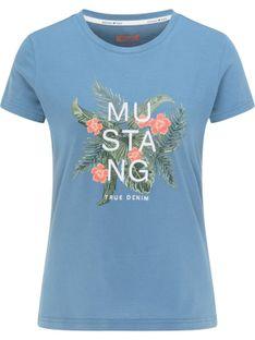 """Mustang """"Alexia C Embro"""" Copen Blue"""