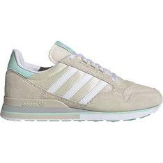 Adidas buty sportowe damskie zx beżowe sznurowane