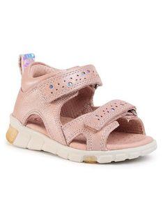 ECCO Sandały Mini Stride Sandal 76111101118 Różowy