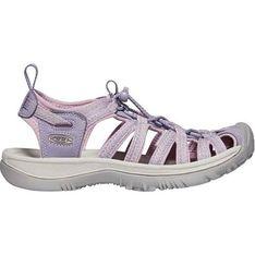 Sandały damskie Keen bez wzorów płaskie