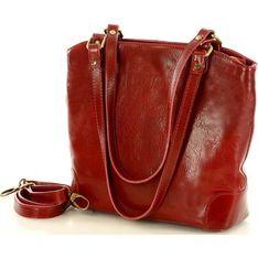 Kuferek Merg czerwony glamour