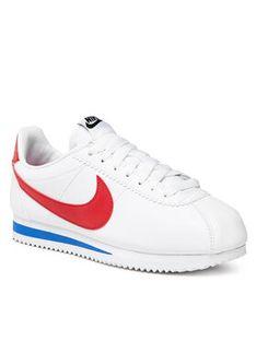 Nike Buty Classic Cortez Leather 807471 103 Biały