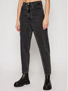 Levi's® Jeansy High Loose Taper 17847-0005 Szary Relaxed Fit