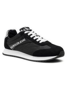 Calvin Klein Jeans Sneakersy Jerrold B4S0717 Czarny