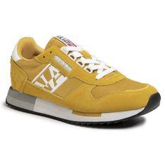 Sneakersy NAPAPIJRI - Virtus NP0A4ERYY Freesia Yellow A71