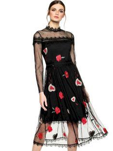 Wieczorowa koronkowa sukienka L`AF DIVA
