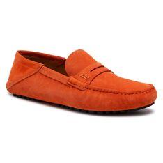 Mokasyny BOSS - Driver Mocc 50452248 10208864 01 Bright Orange 825