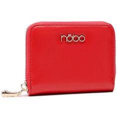 Mały Portfel Damski NOBO - NPUR-LJ0111-C005  Czerwony