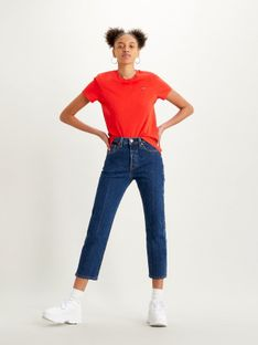 """Levi's """"Perfect Tee"""" Red"""