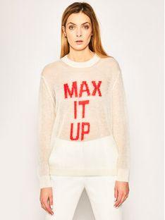 MAX&Co. Sweter Dakota 63619520 Biały Regular Fit