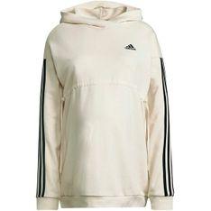 Bluza damska Maternity Essentials Cotton 3-Stripes Hoodie Adidas