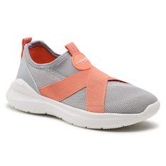 Sneakersy SUPERFIT - 1-000310-2000 S Grau/Orange