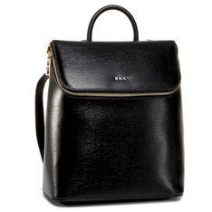 Plecak DKNY - Bryant R92K3C36  Blk/Gold BGD