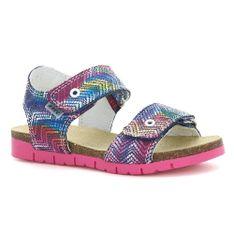 Sandały Bartek T-36183/1Pj, Dla Dziewcząt, Multi