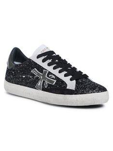 Premiata Sneakersy Stevend 4874 Czarny