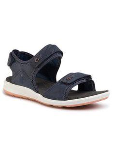 ECCO Sandały Cruise II Sandal 3s 82186351353 Granatowy