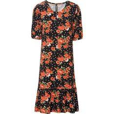 Sukienka Bonprix z krótkimi rękawami