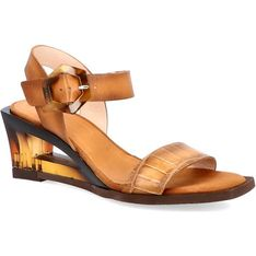 Sandały damskie Hispanitas z klamrą
