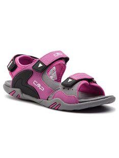 CMP Sandały Kids Alphard Hiking Sandal 39Q9614 Różowy