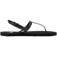 Sandały Puma Cozy Sandal Wns W 375212 01 czarne