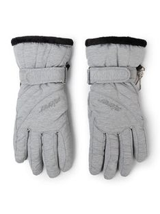 Ziener Rękawice narciarskie Kileni Pr Lady Glove 801154 Szary