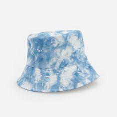 Reserved - Kapelusz bucket hat - Granatowy