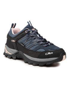 CMP Trekkingi Rigel Low Wmn Trekking Shoe Wp 3Q54456 Granatowy
