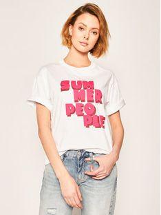 iBlues T-Shirt Aiello 79711002 Regular Fit