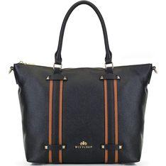 Shopper bag Wittchen elegancka matowa bez dodatków duża do ręki