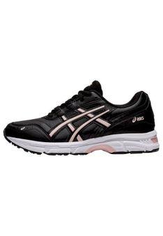 ASICS - Sneakersy niskie - czarny