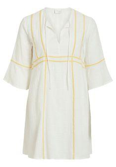 Vila - Sukienka letnia - mleczny
