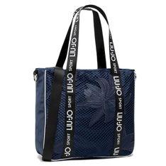 Torebka LIU JO - Shopping TA1176 T0300 Dress Blue 94024