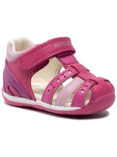 Go Soft Sandały B Each G. A B150AA 08554 C8230 Różowy
